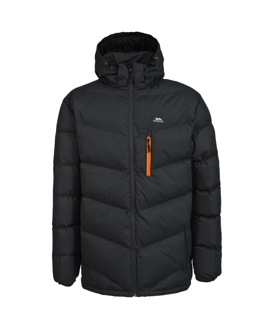 Image for Trespass Mens Blustery Padded Jacket