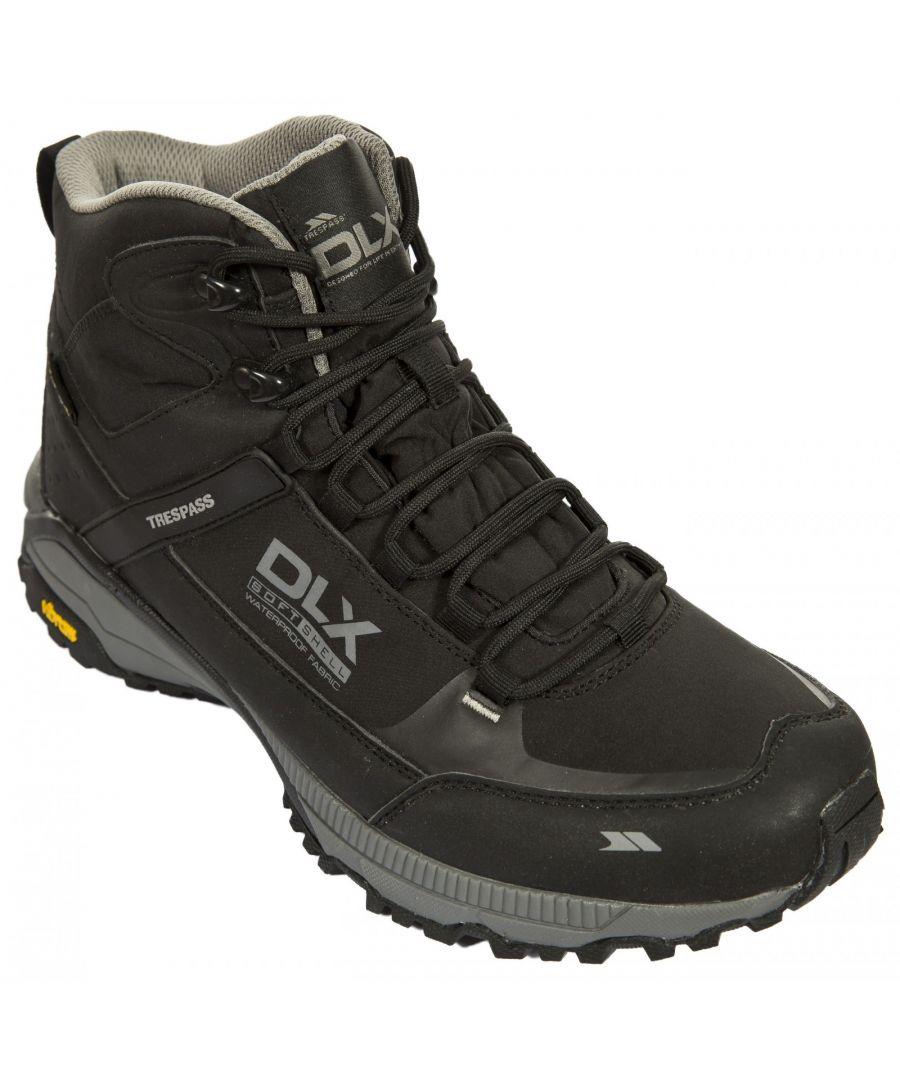 Image for Trespass Mens Renton Waterproof Walking Boots