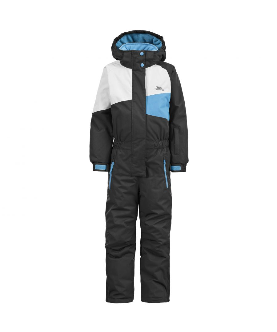 Image for Trespass Childrens/Kids Wiper One Piece Ski/Snow Suit