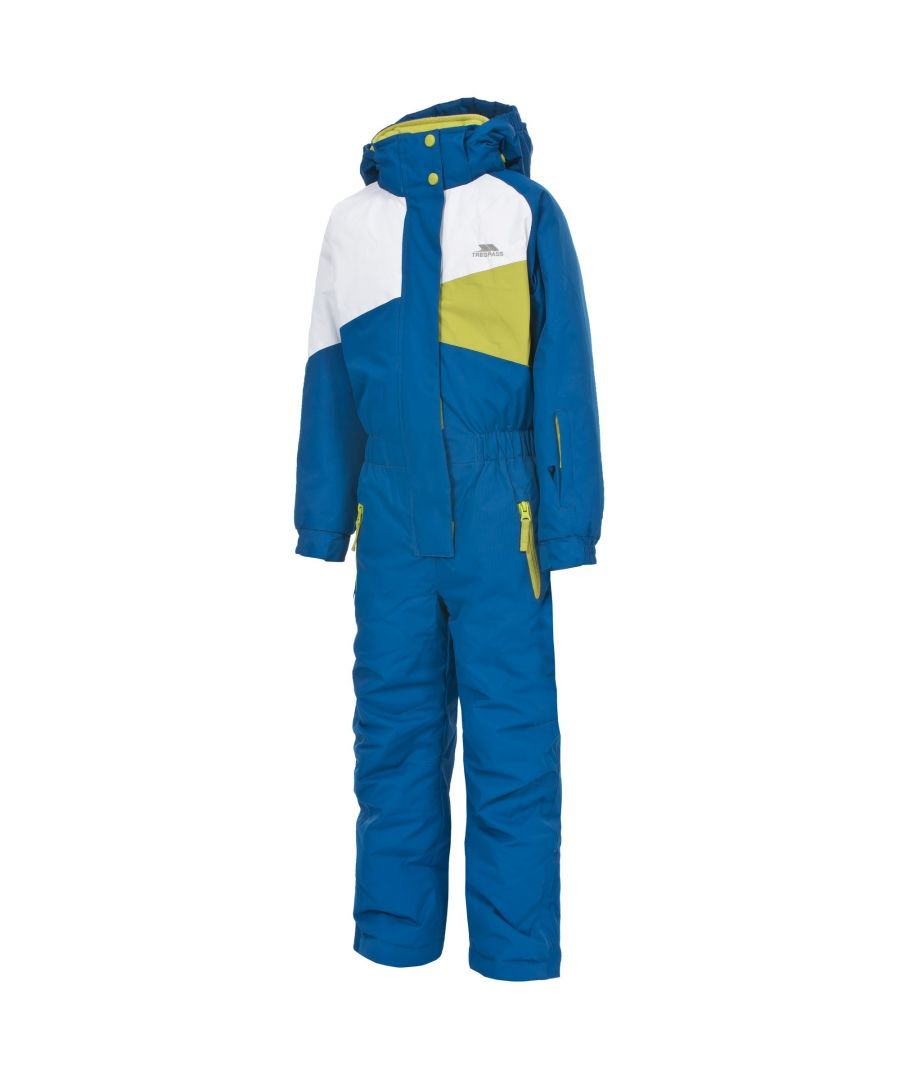Image for Trespass Childrens/Kids Wiper One Piece Ski/Snow Suit