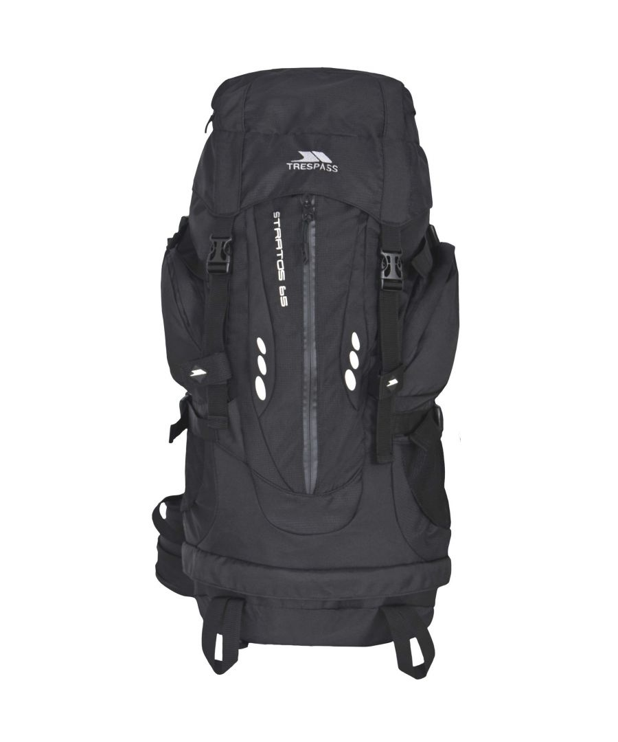 Image for Trespass Stratos Hiking Rucksack (65 Litre)