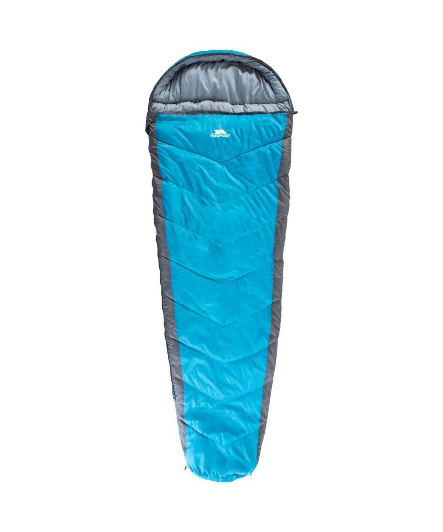 Image for Trespass Doze 3 Season Sleeping Bag (Kingfisher)