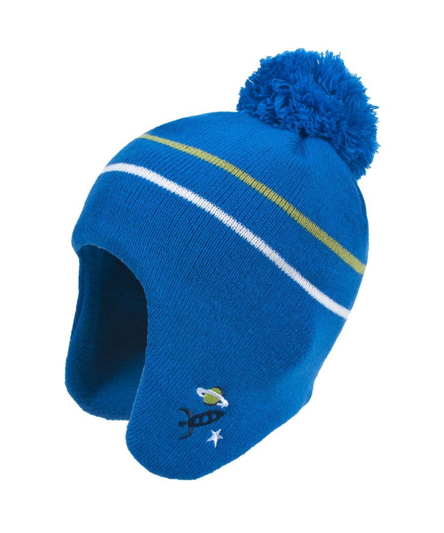 Image for Trespass Babies Toodles Bobble Earwarmer Winter Hat