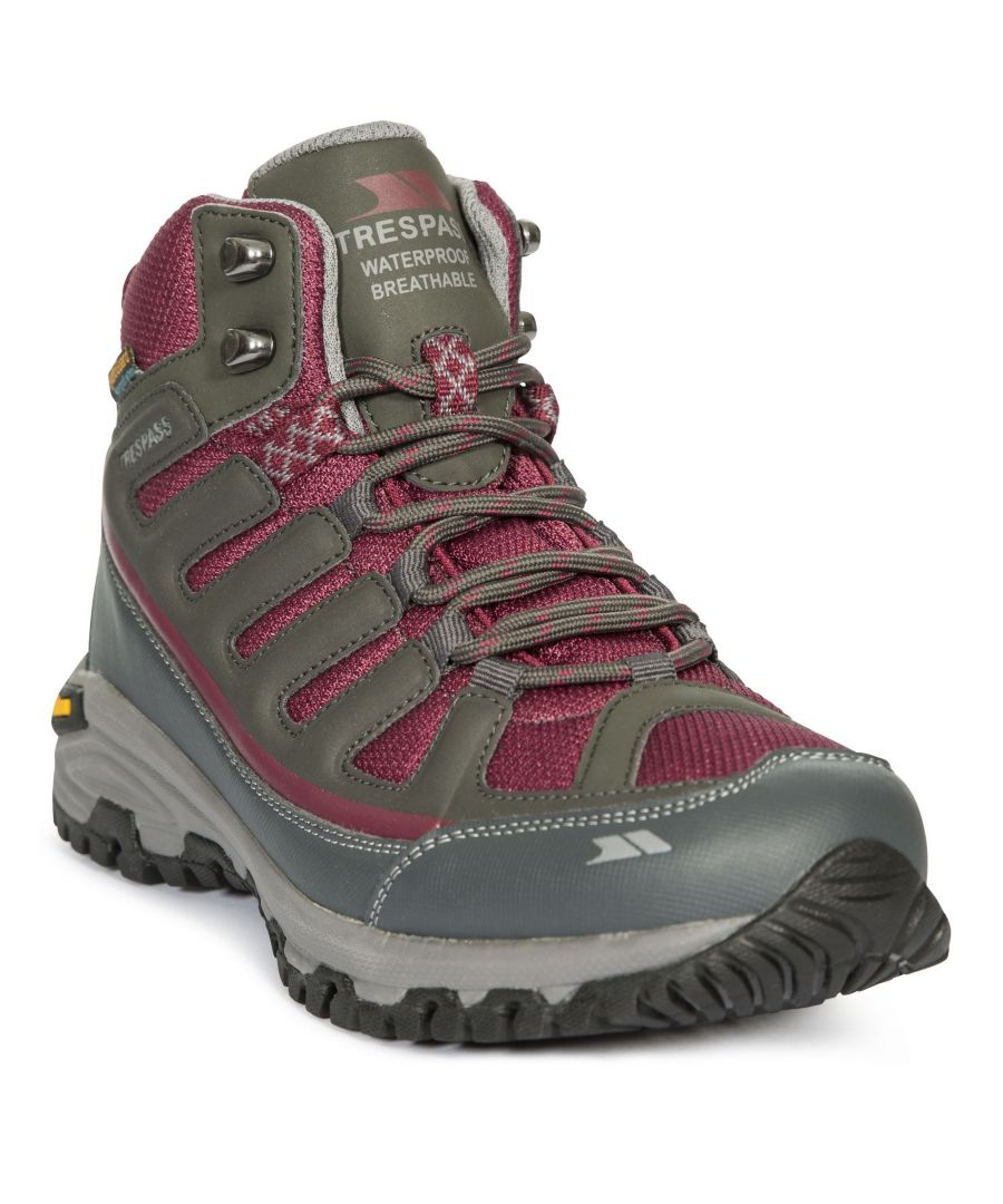 Image for Trespass Womens/Ladies Tensing Walking/Hiking Boots