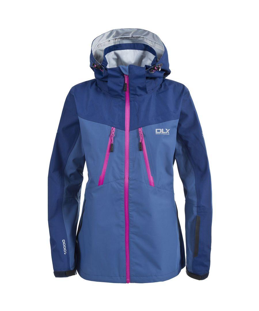 Image for Trespass Womens/Ladies Calissa Waterproof Jacket
