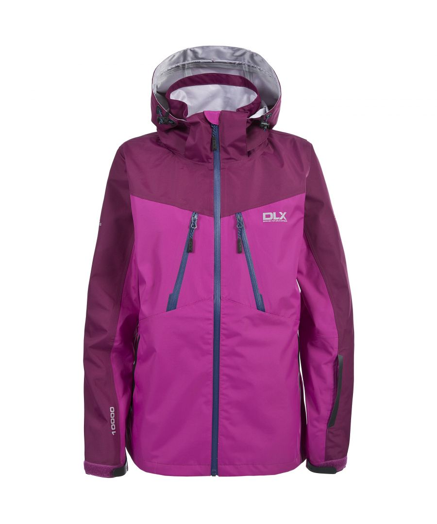Image for Trespass Womens/Ladies Calissa Waterproof Jacket