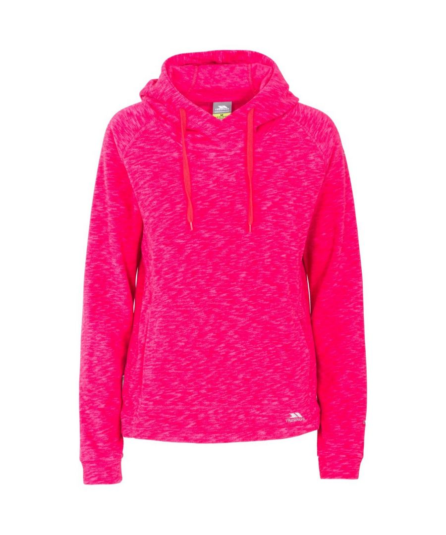 Image for Trespass Womens/Ladies Katniss Pullover Fleece Hoodie