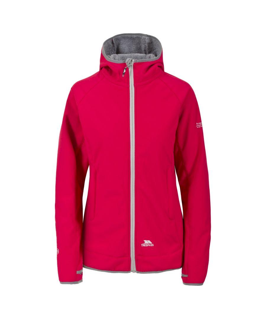 Image for Trespass Womens/Ladies Imani Waterproof Softshell Jacket