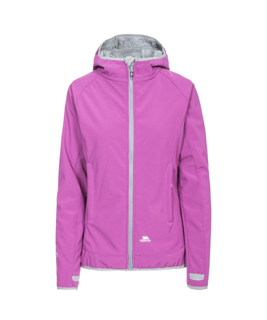 Image for Trespass Womens/Ladies Imani Waterproof Softshell Jacket