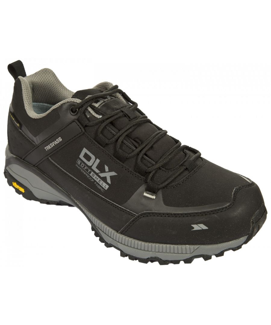 Image for Trespass Mens Magellan DLX Lightweight Low Cut Trainers