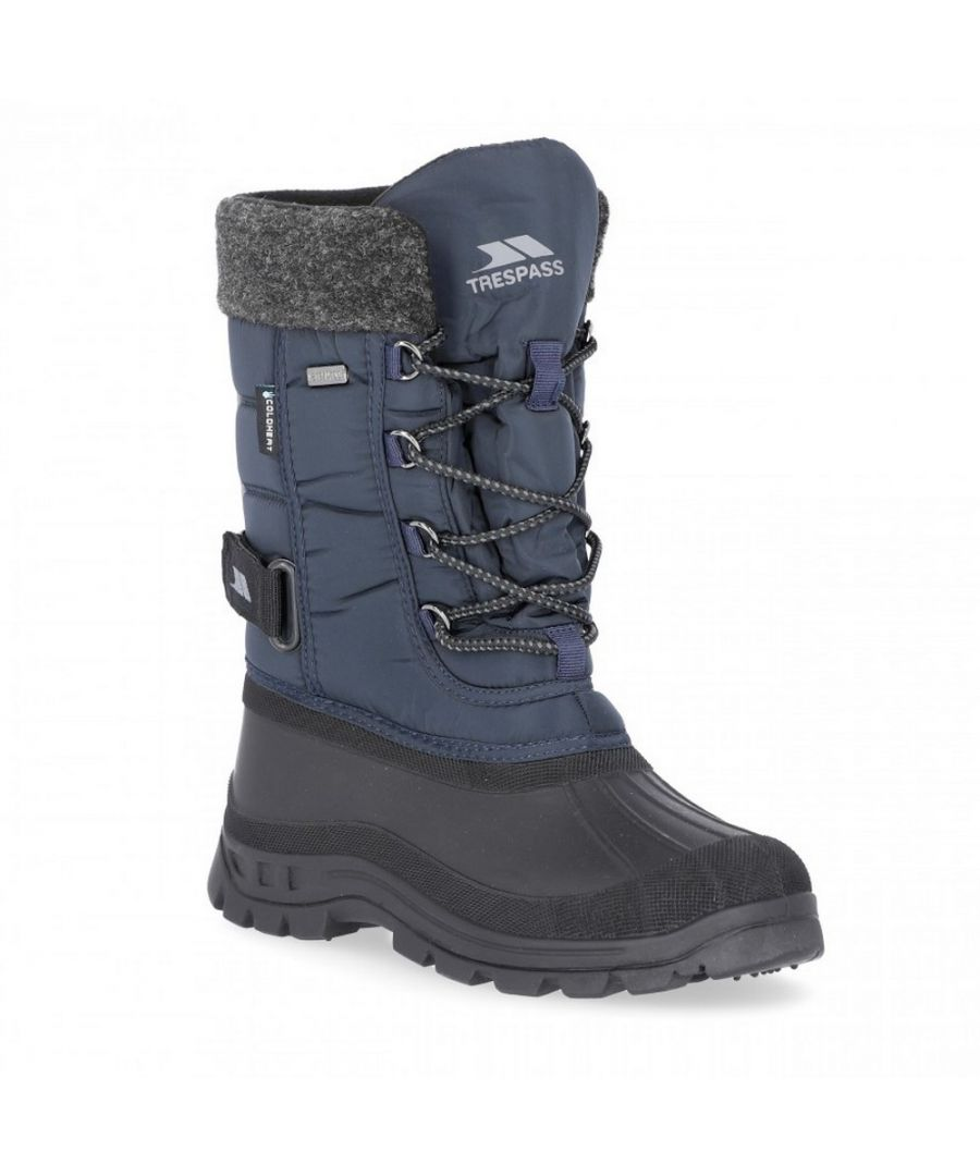 Image for Trespass Youths Boys Strachan Snow Boots