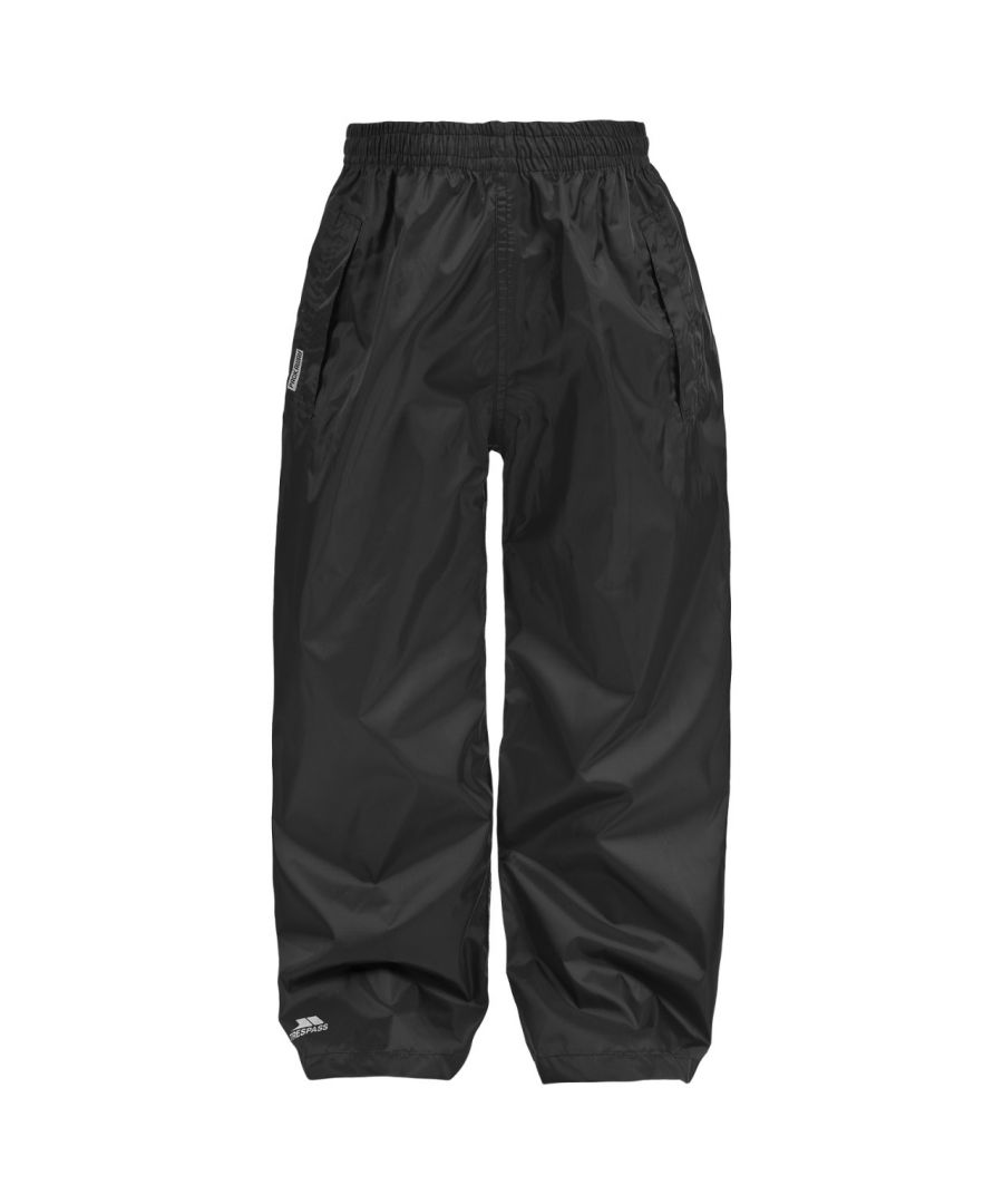 Image for Trespass Adults Unisex Packup Trouser Waterproof Packaway Trousers
