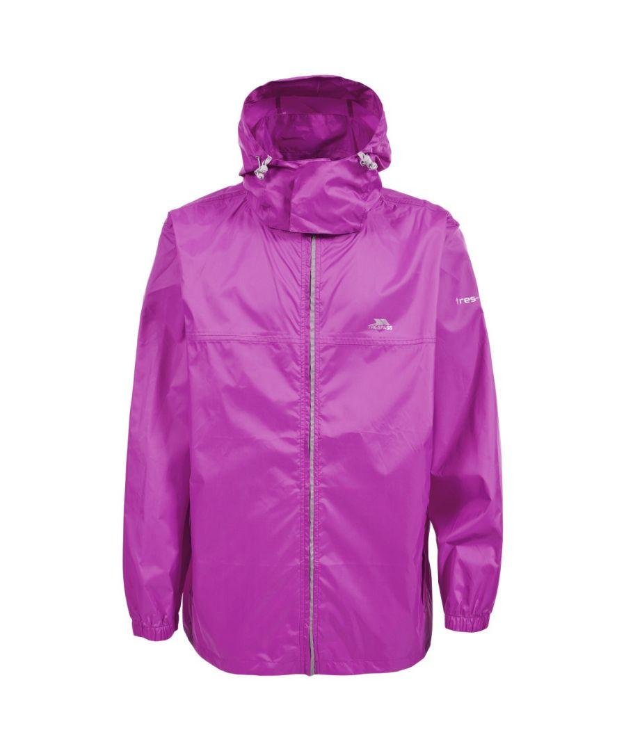Image for Trespass Childrens/Kids Packup Jacket Waterproof Packaway Jacket