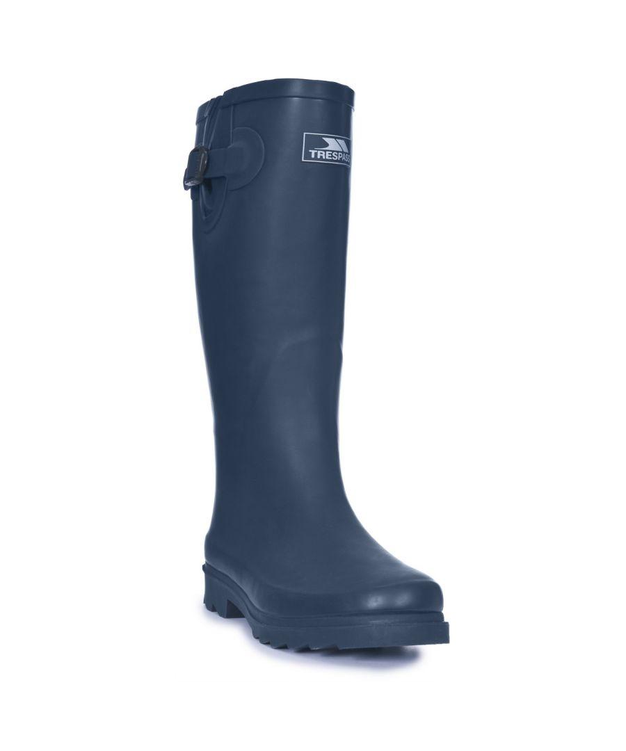 Image for Trespass Womens/Ladies Damon Waterproof Wellington Boots