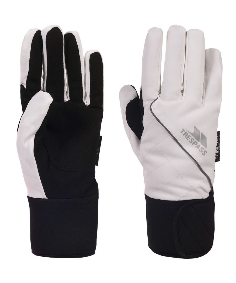 Image for Trespass Womens/Ladies Whiprey Waterproof Active Sport Gloves