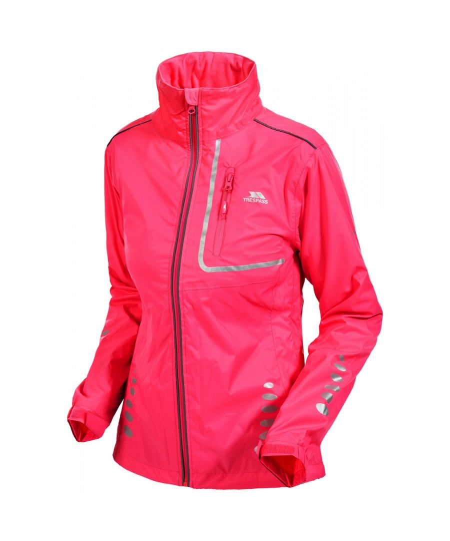 Image for Trespass Womens/Ladies Fairing Waterproof Active Jacket