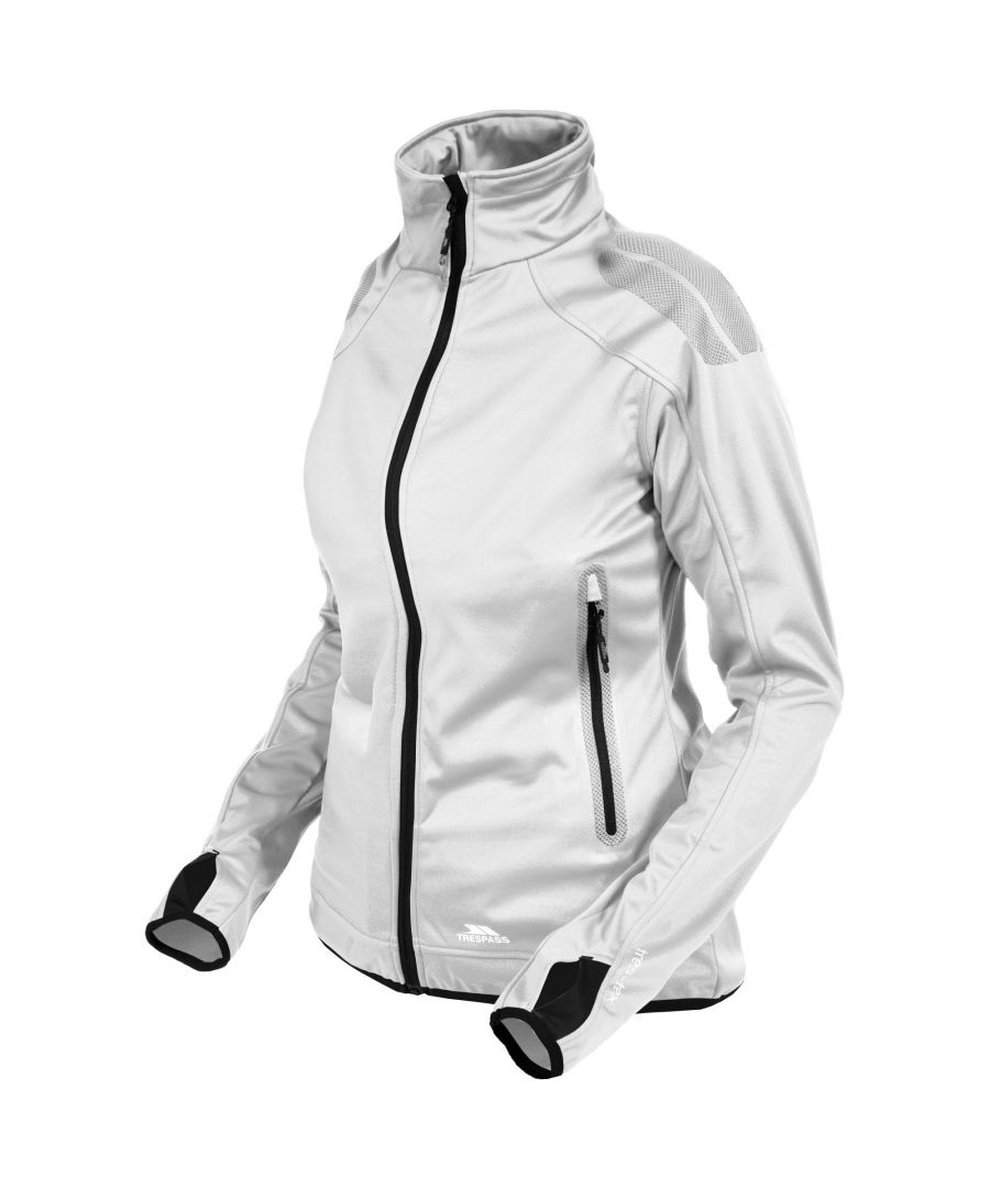 Image for Trespass Womens/Ladies Taut Waterproof Active Jacket