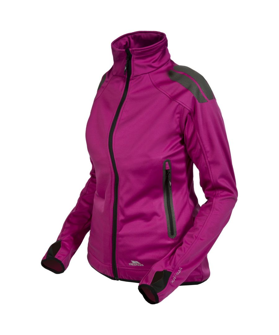 Image for Trespass Womens/Ladies Taut Waterproof Active Jacket