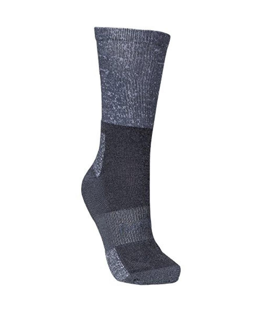 Image for Trespass Womens/Ladies Leader Hiking Boot Socks