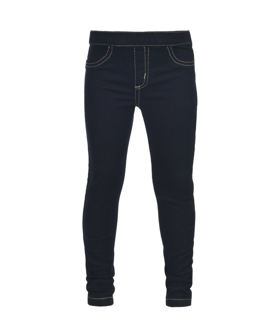 Image for Trespass Childrens Girls Favourite Denim Skinny Jeans