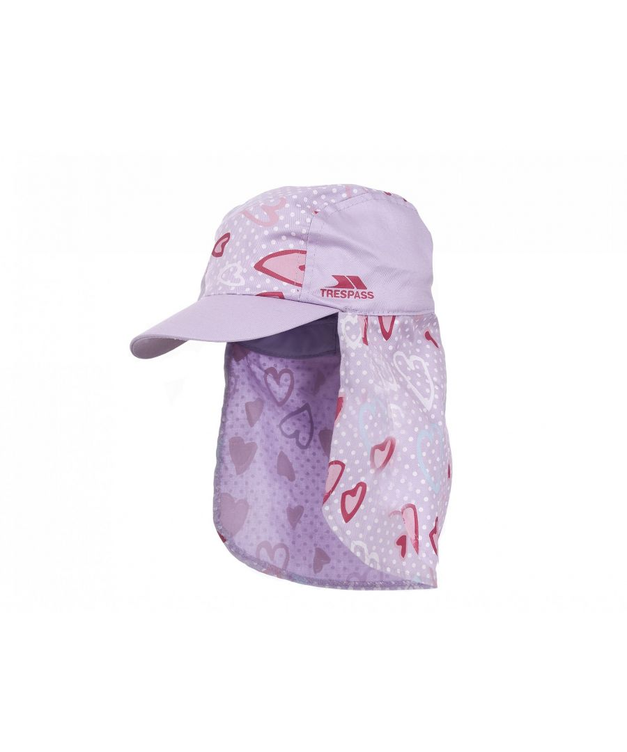Image for Trespass Baby Girls Sugar Puff Neck Protector Skip Cap