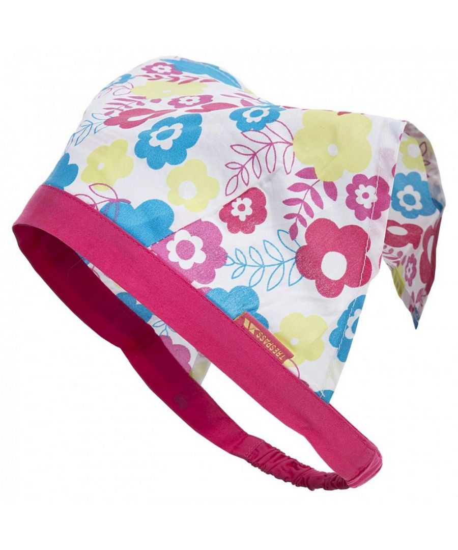 Image for Trespass Childrens Girls Baily Elasticated Head Scarf