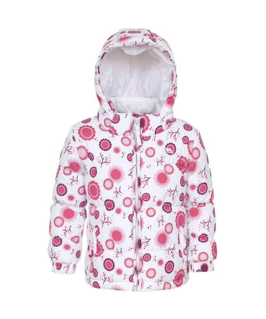 Image for Trespass Baby Girls Janet Casual Padded Winter Jacket