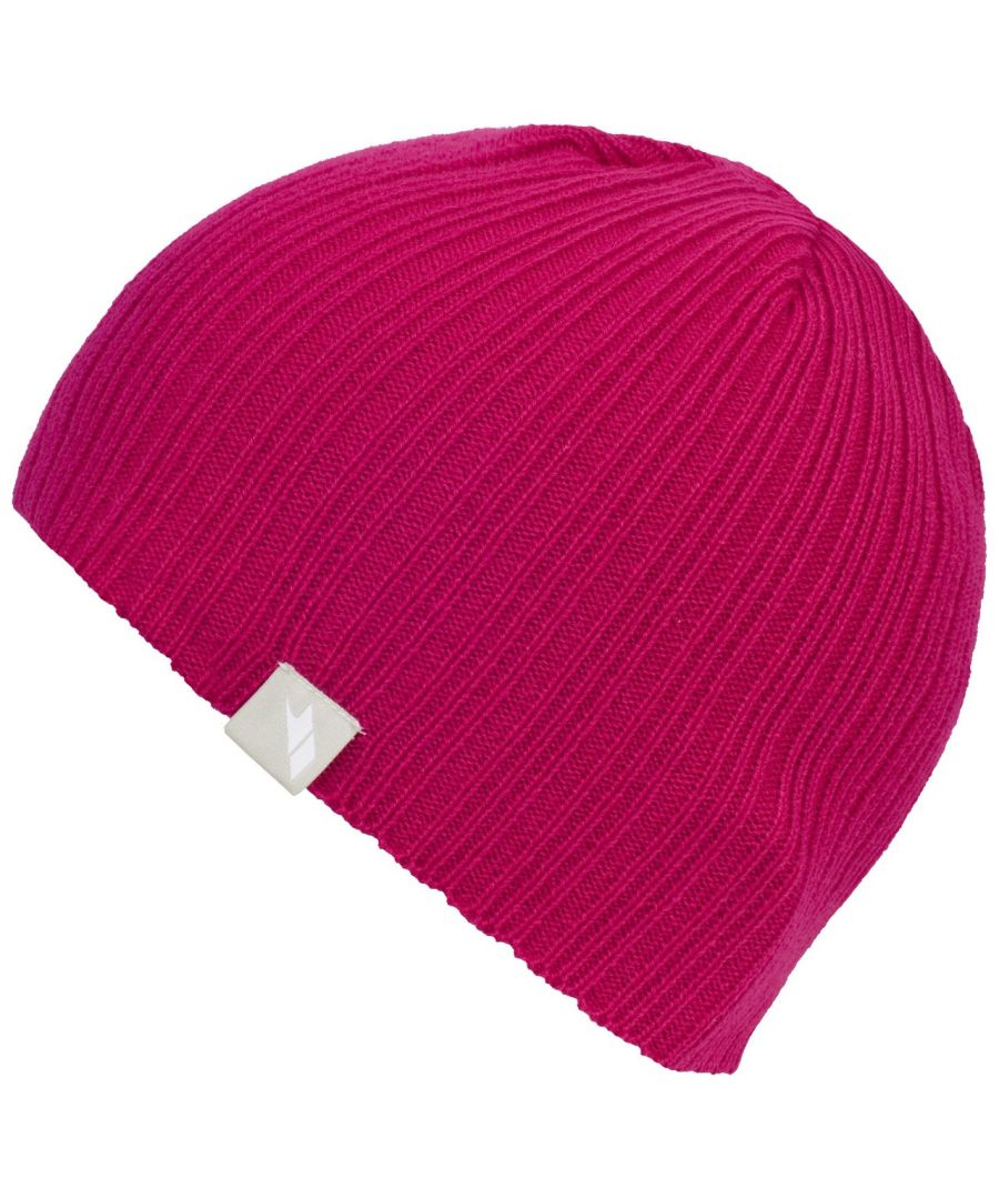 Image for Trespass Youths Girls Bonno Knitted Beanie Hat