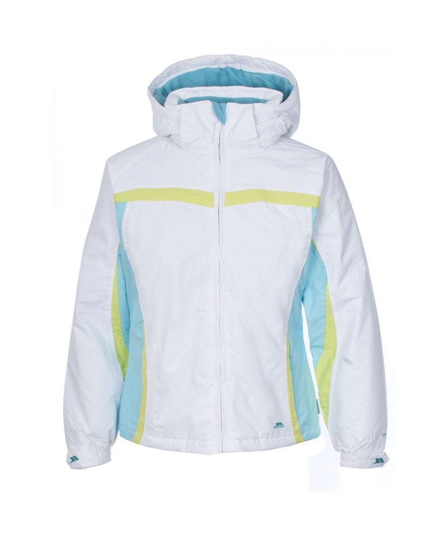 Image for Trespass Youth Girls Tianna Zip Up Waterproof Ski Jacket