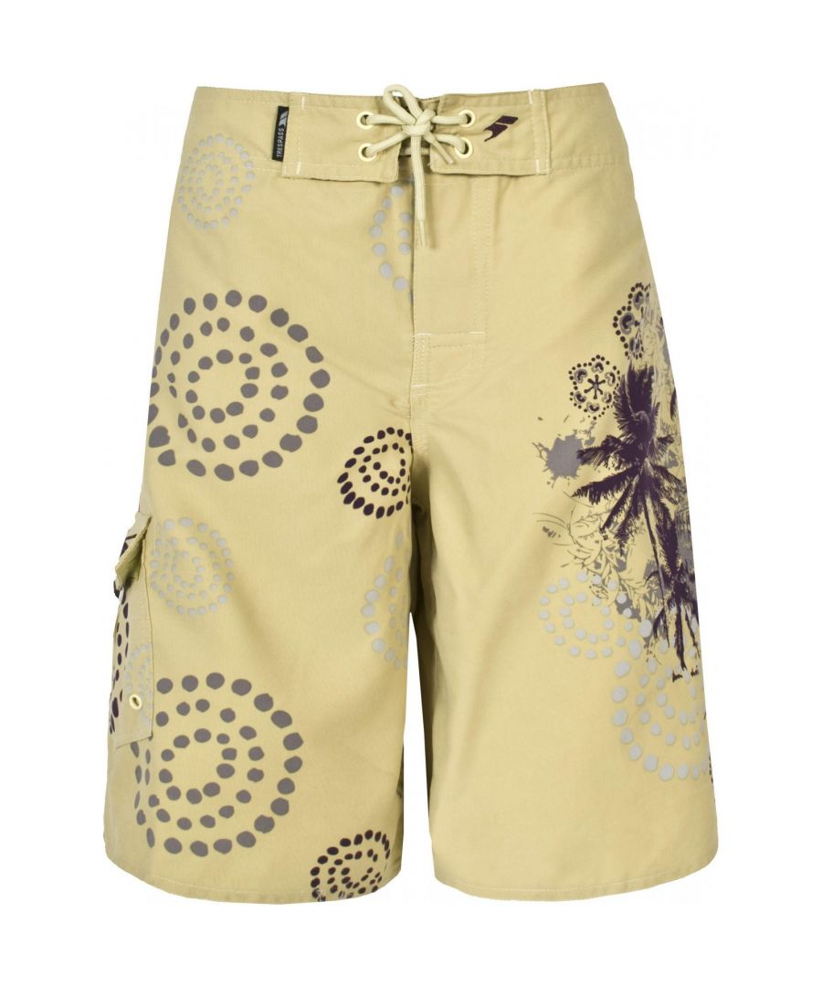 Image for Trespass Mens Hang Five Swimming Shorts/Trunks