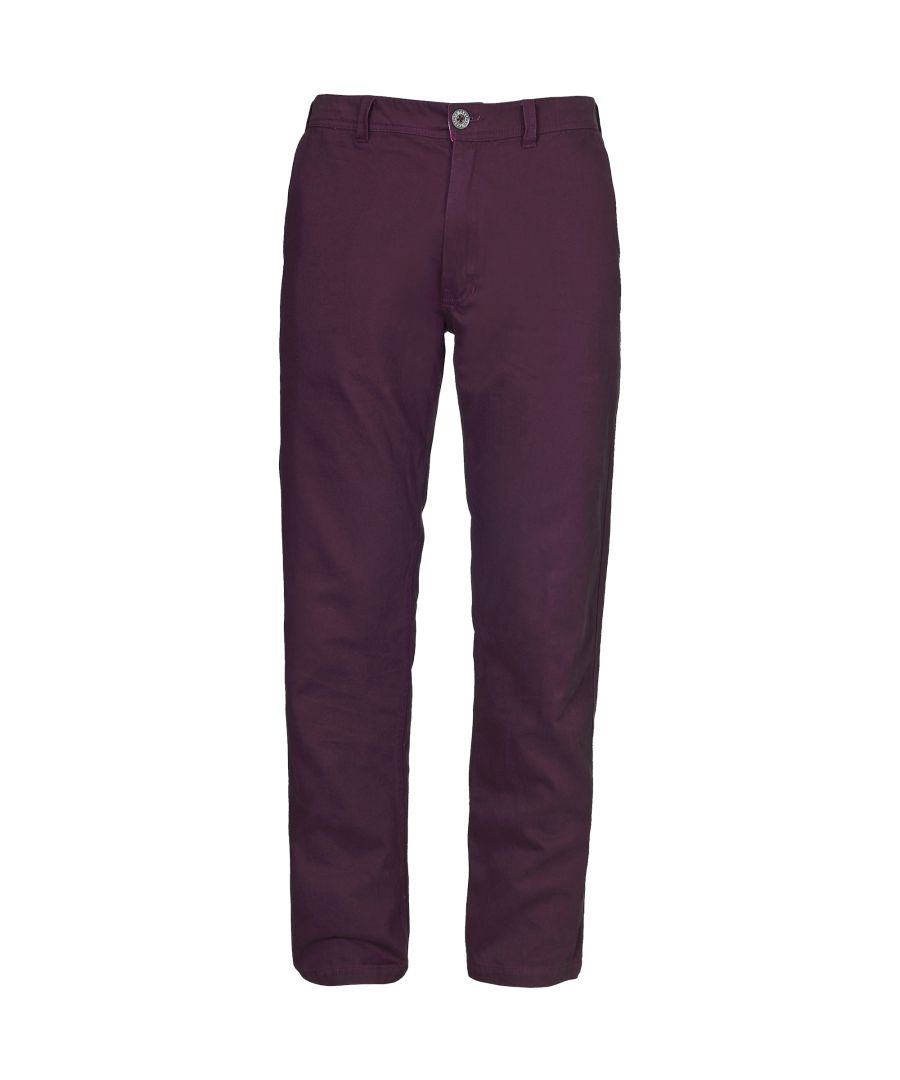 Image for Trespass Mens Milium Classic Casual Trousers