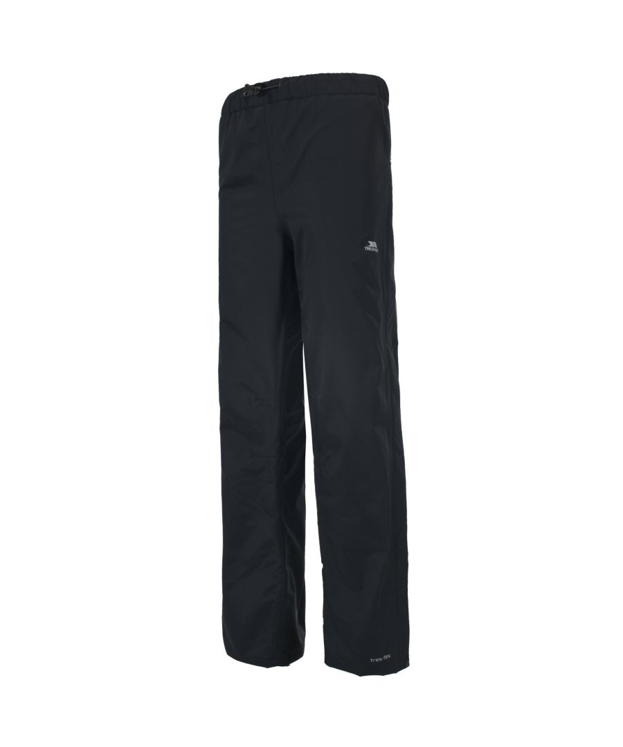 Image for Trespass Mens Purnell Waterproof & Windproof Over Trousers