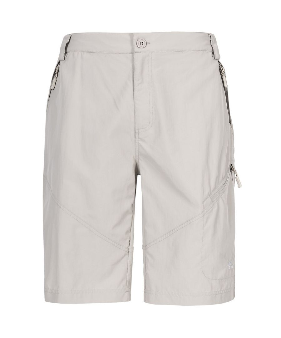 Image for Trespass Pentas Mens Quick Dry Hiking Shorts