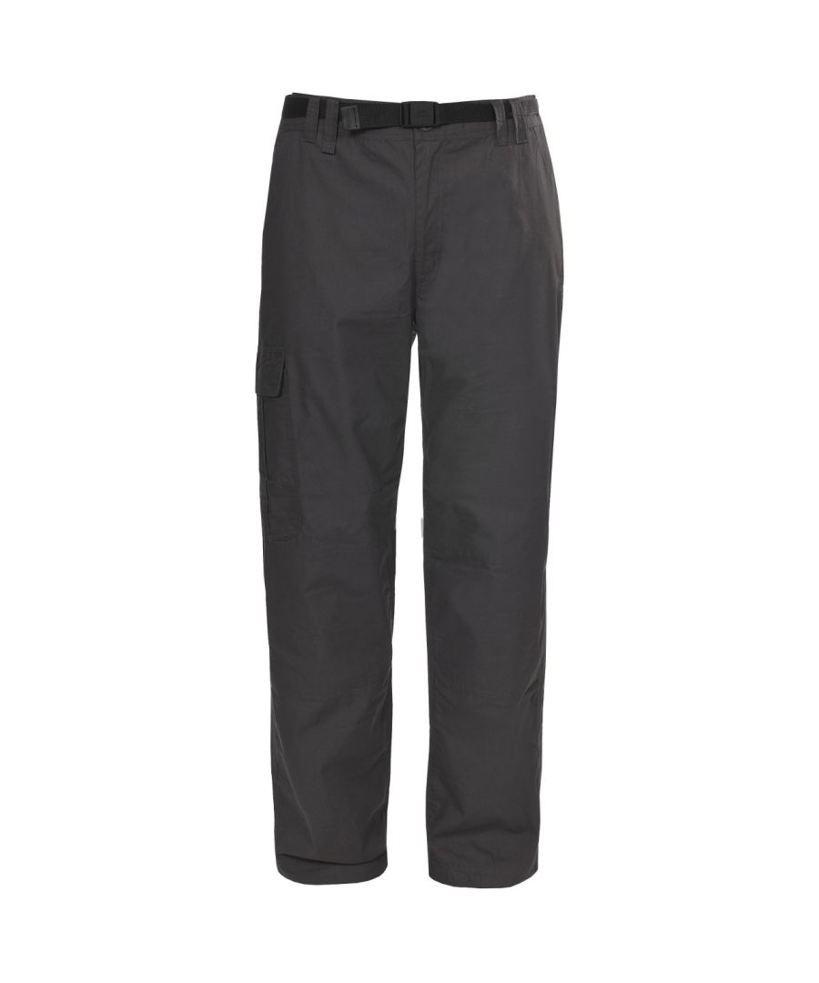 Image for Trespass Mens Clifton Water Repellent Trousers