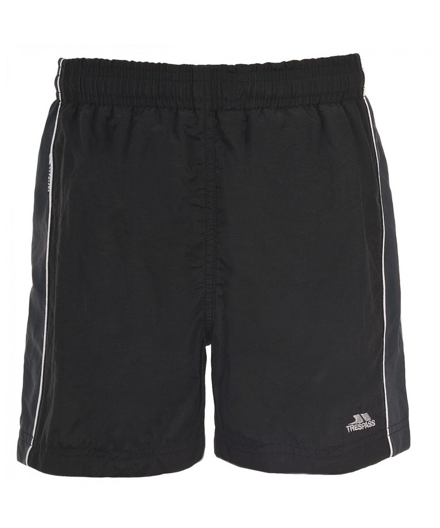 Image for Trespass Childrens Boys Brandon Swim Shorts