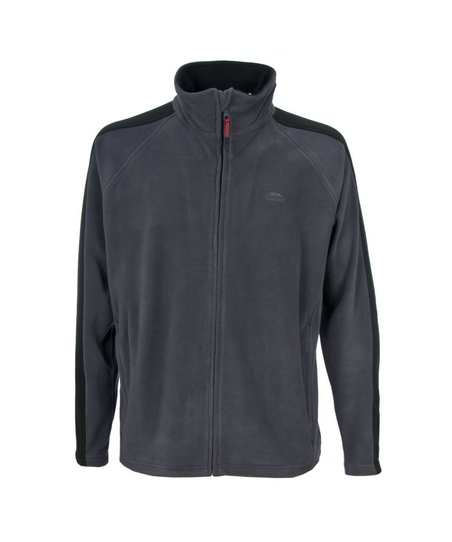 Image for Trespass Mens Acres Full Zip Fleece Jacket