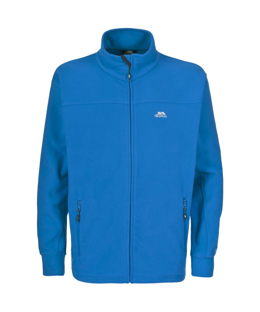 Image for Trespass Mens Bernal Full Zip Fleece Jacket
