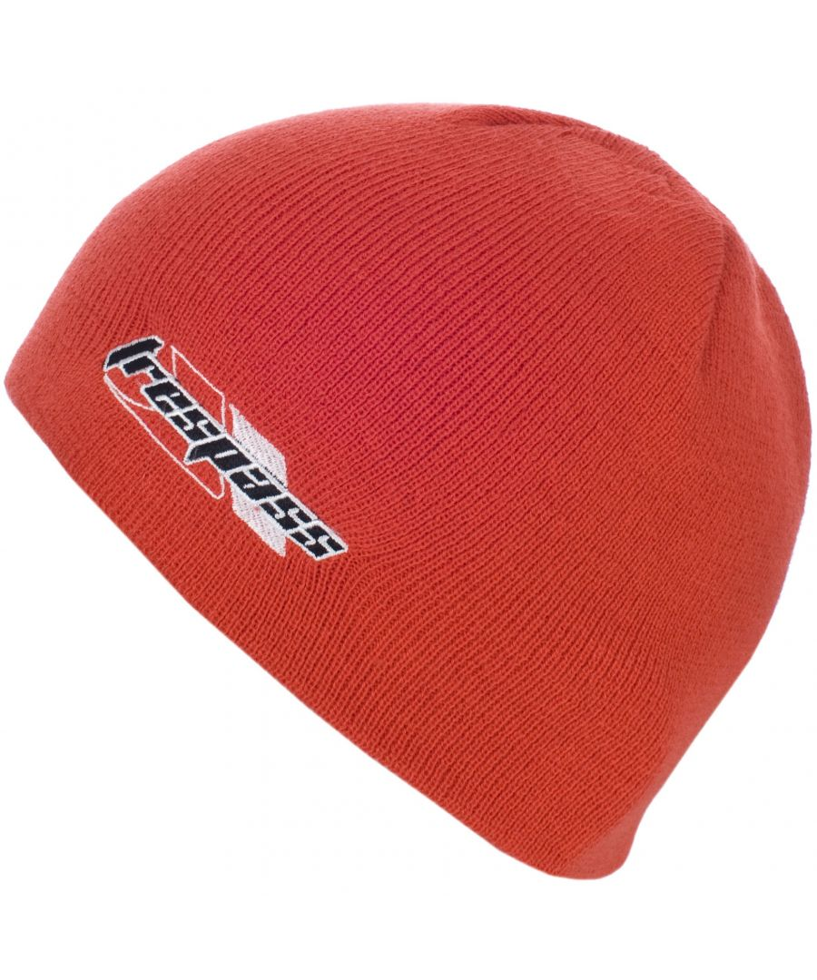 Image for Trespass Childrens Boys Robot Winter Knitted Hat