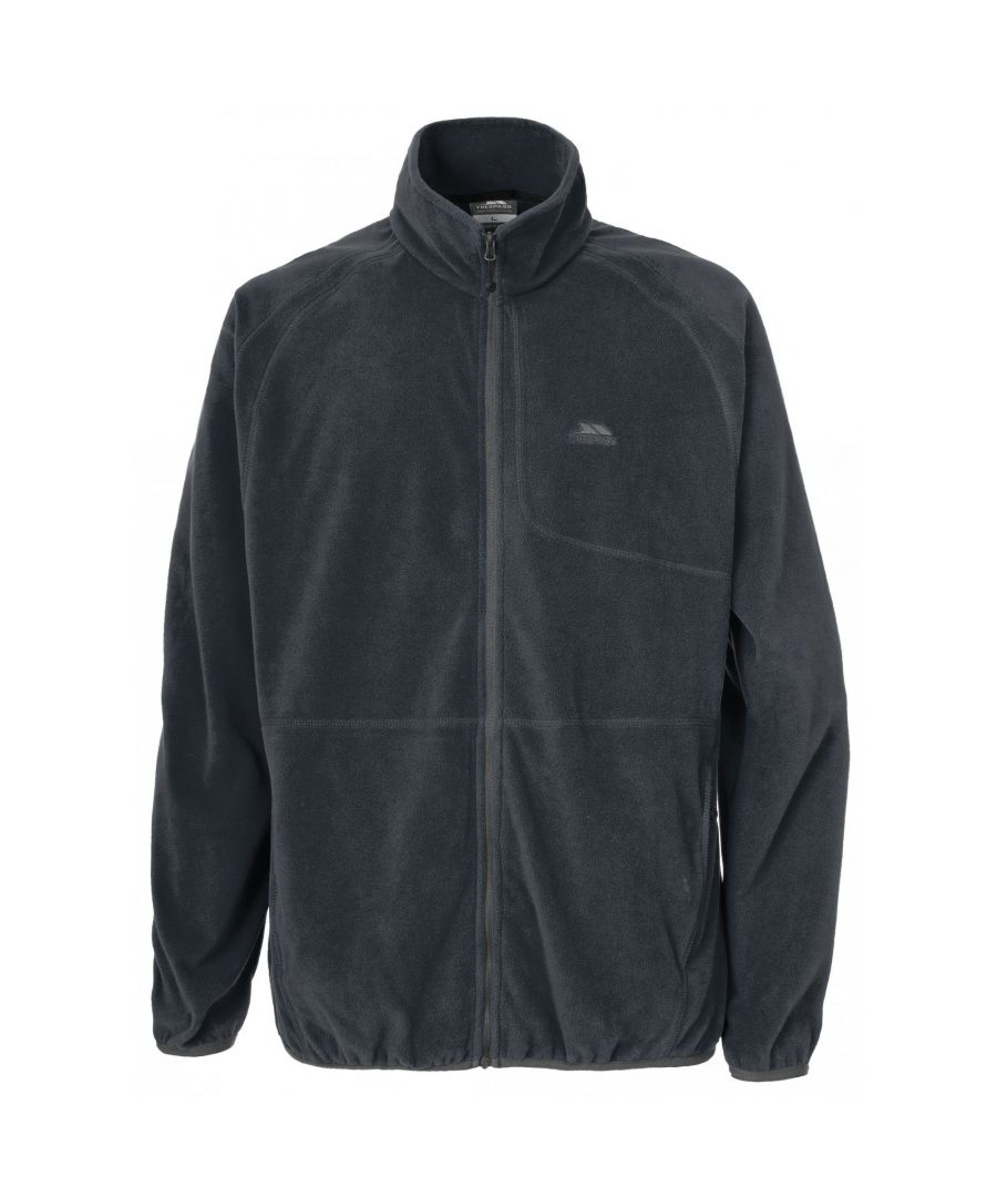 Image for Trespass Mens Gladstone Full Zip Fleece Jacket