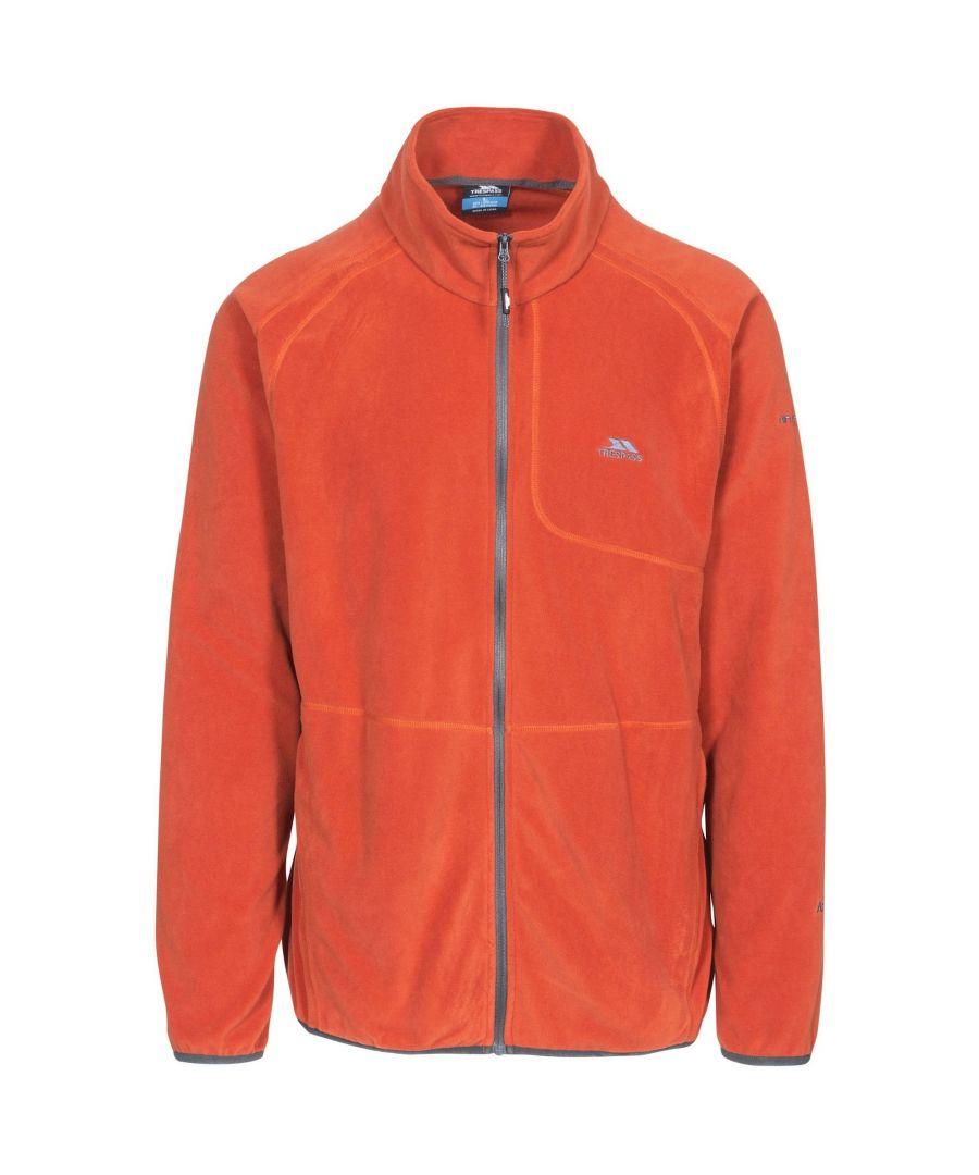 Image for Trespass Mens Gladstone Full Zip Fleece Jacket