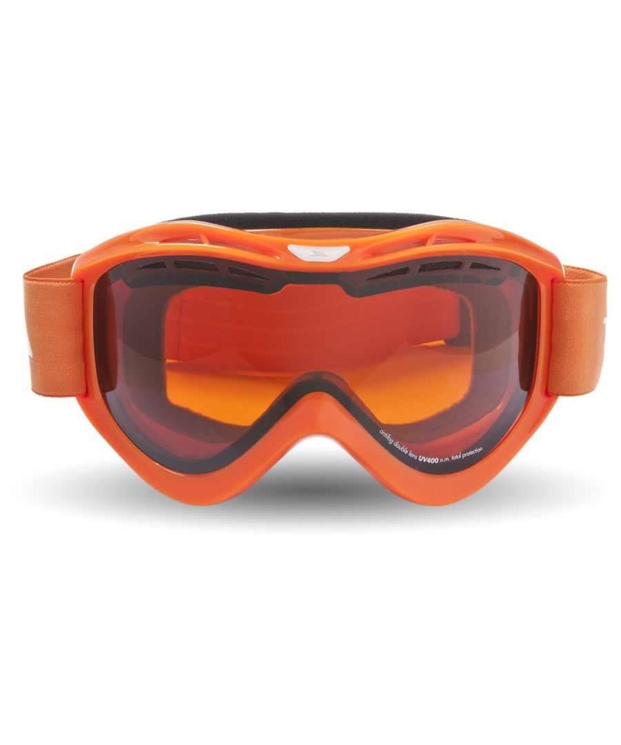 Image for Trespass Adults Unisex Inti Double Lens Snowsports Goggles