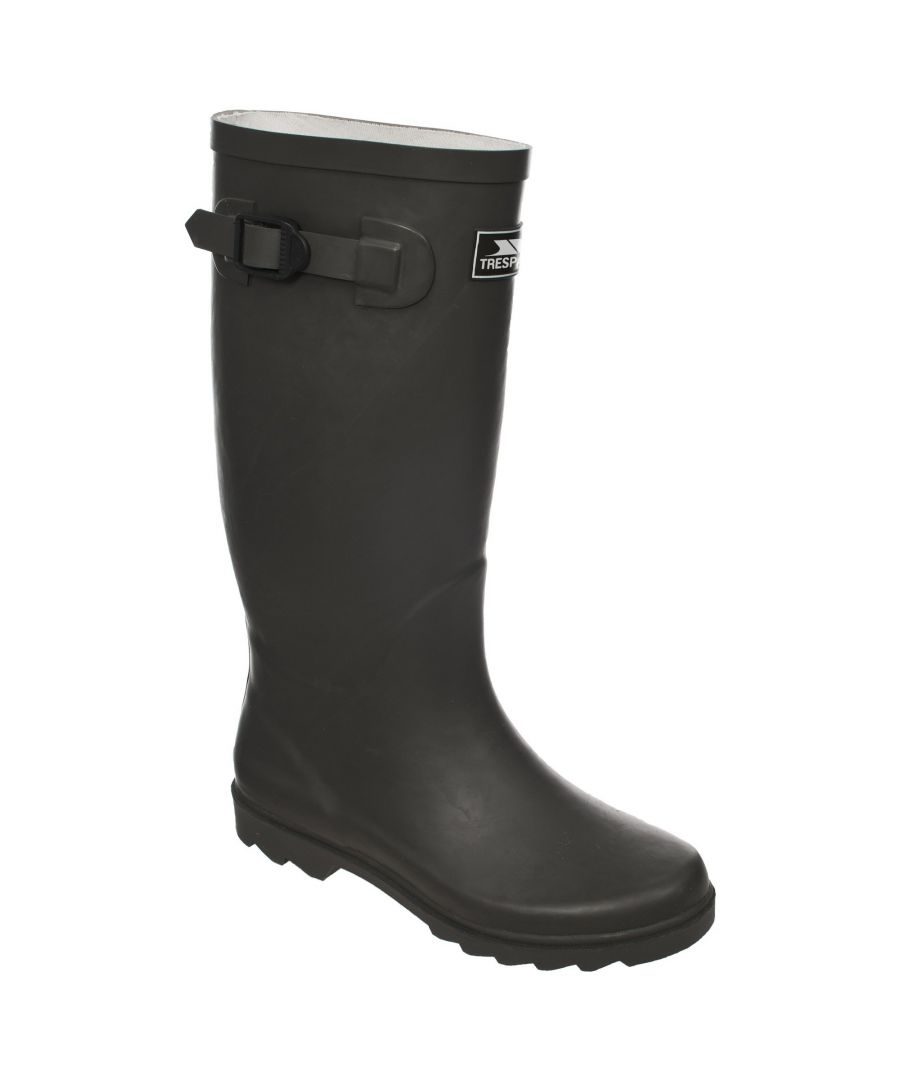 Image for Trespass Recon X Mens Waterproof Rubber Wellington Boots