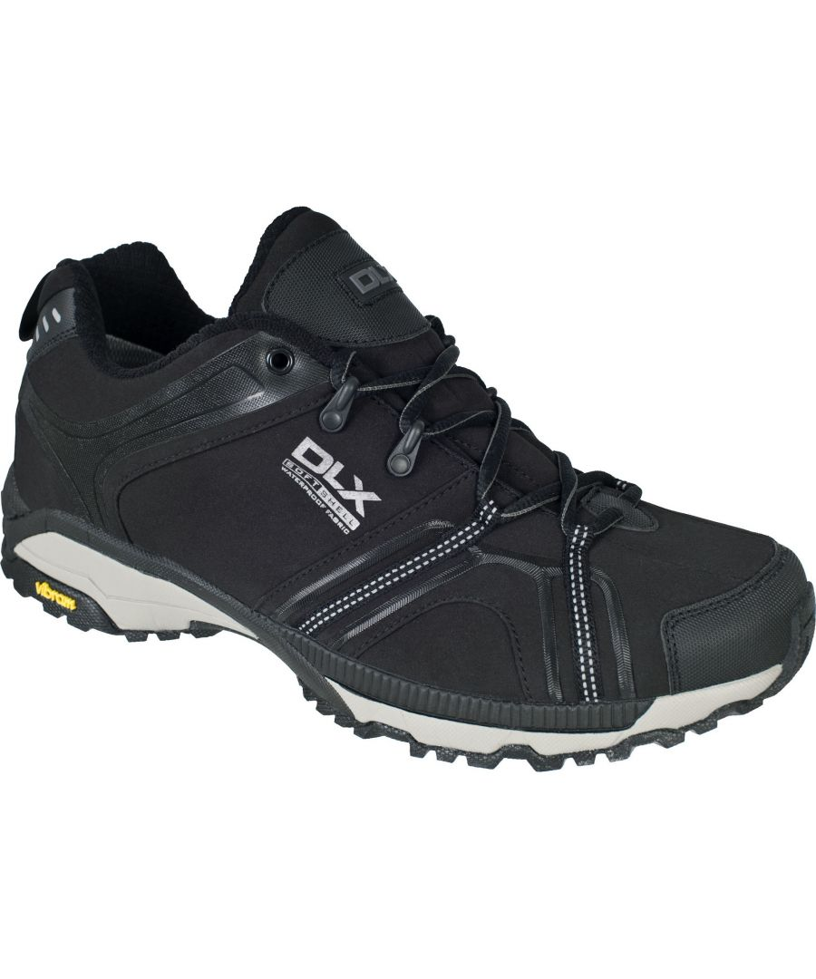 Image for Trespass Mens Keyboard DLX Waterproof Softshell Trainers