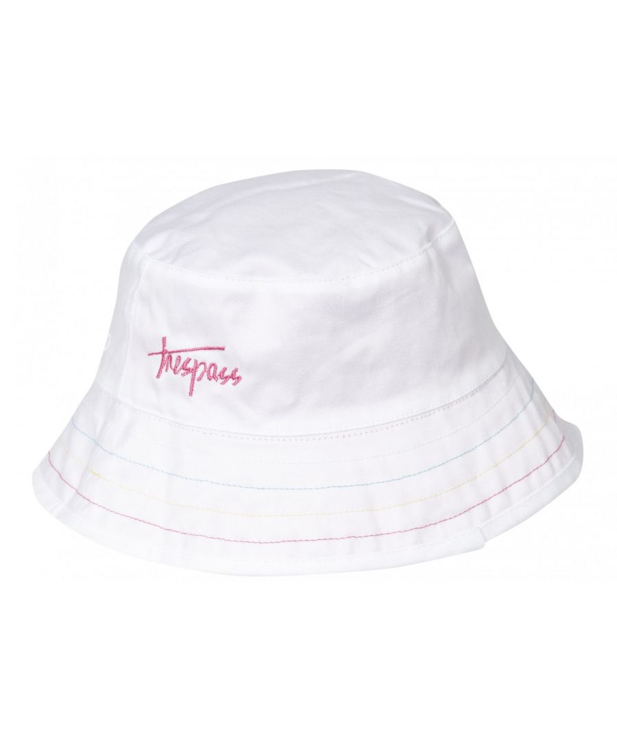 Image for Trespass Seashore Reversible Summer Hat