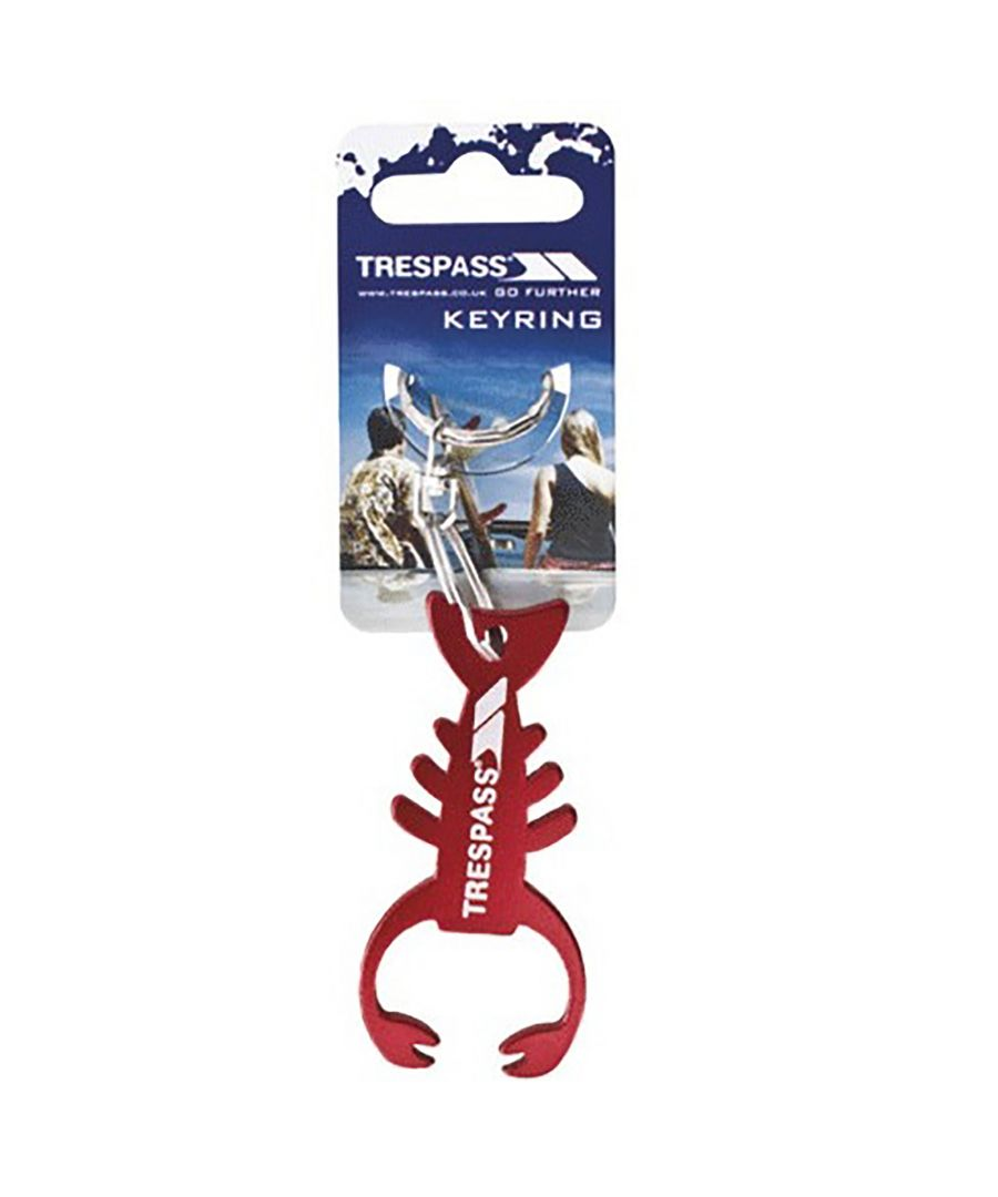 Image for Trespass Lobster Keyring (Assorted)