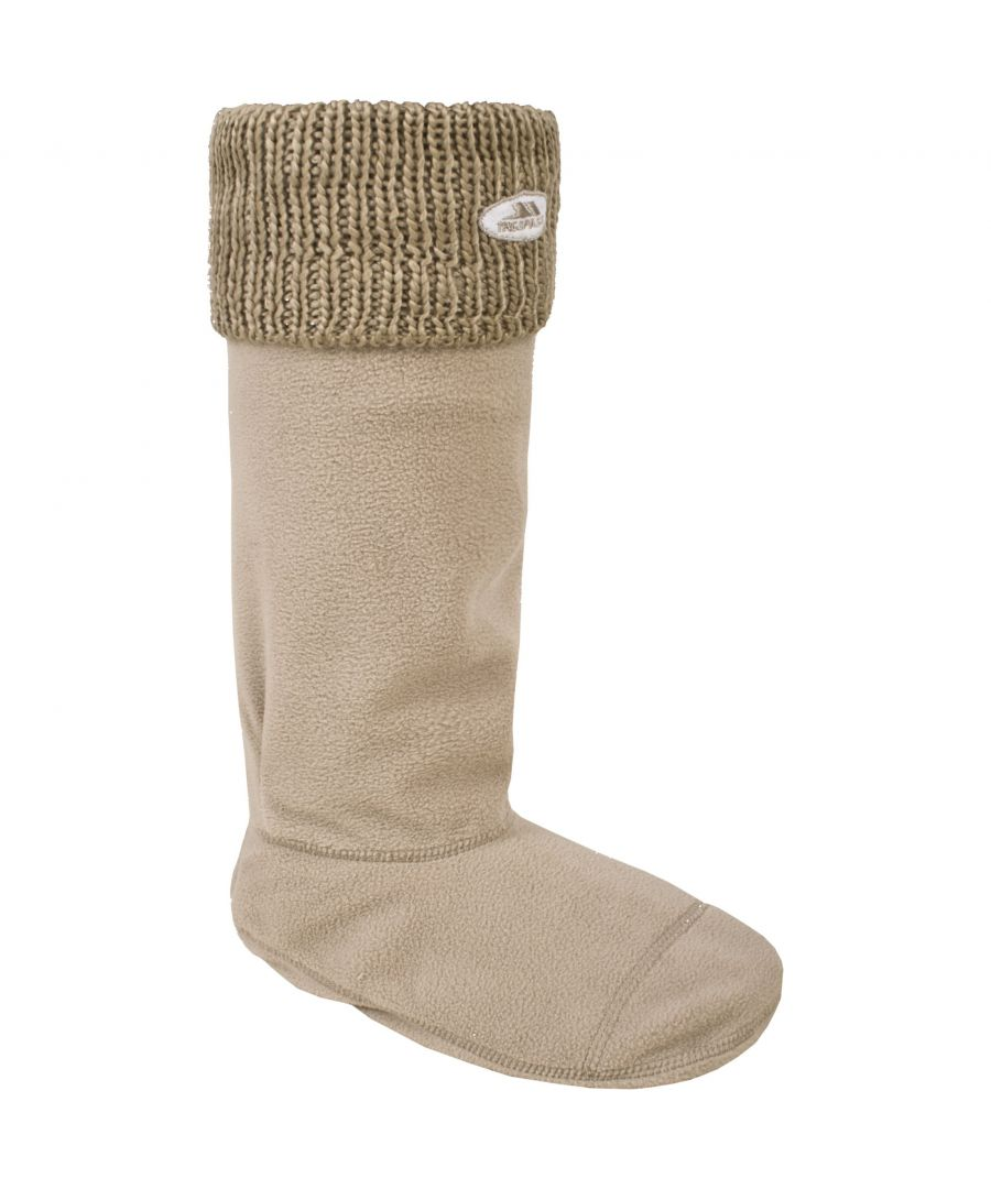 Image for Trespass Womens/Ladies Gabbie Welly Socks
