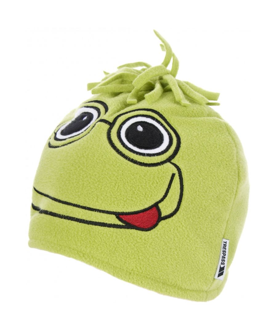 Image for Trespass Childrens/Kids Toadey Frog Beanie Hat