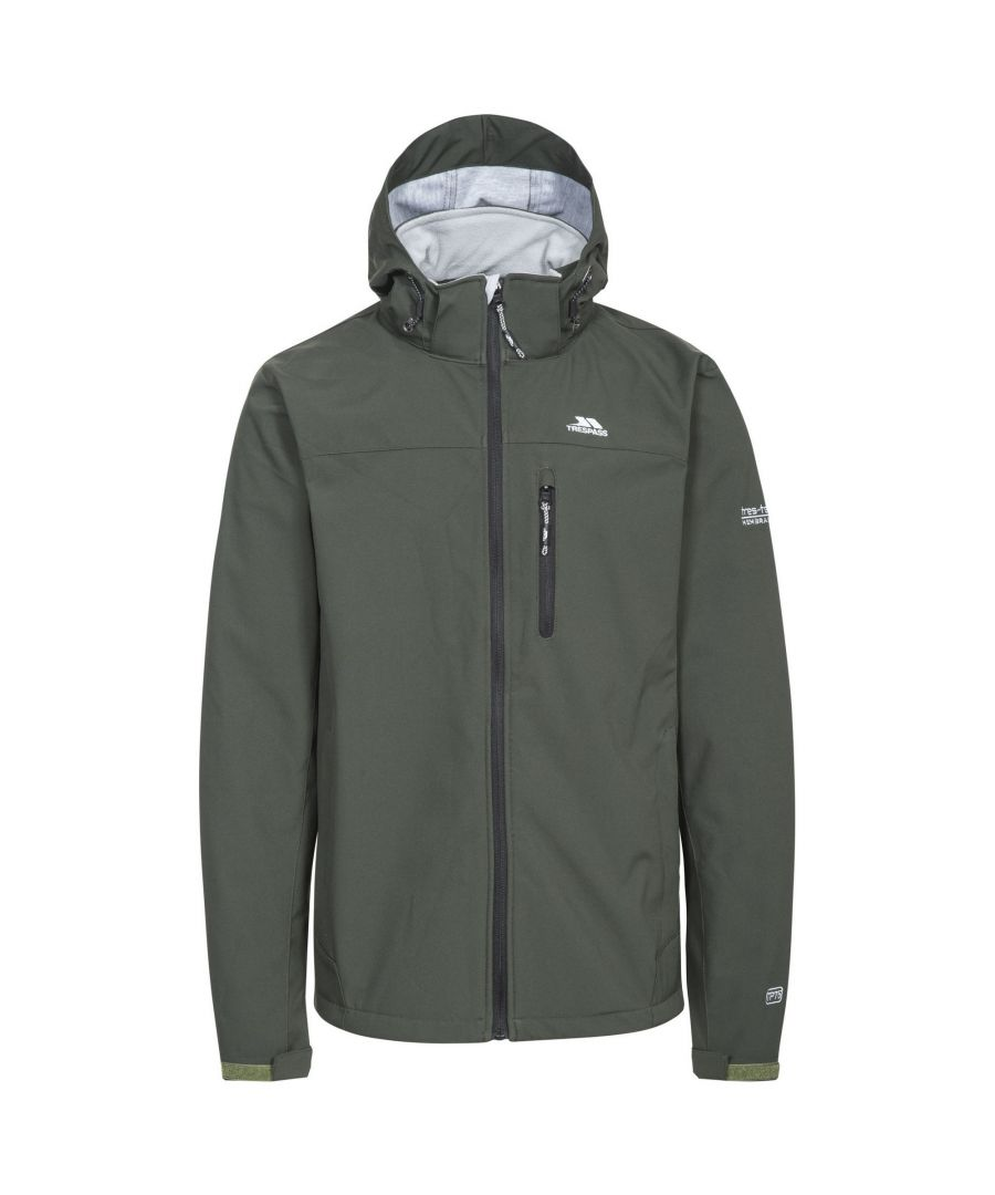 Image for Trespass Mens Stanford Softshell Jacket