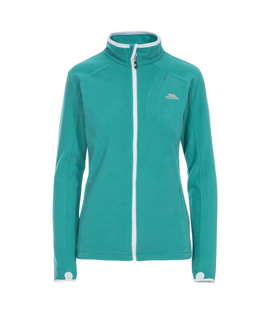 Image for Trespass Womens/Ladies Saskia Full Zip Fleece Jacket