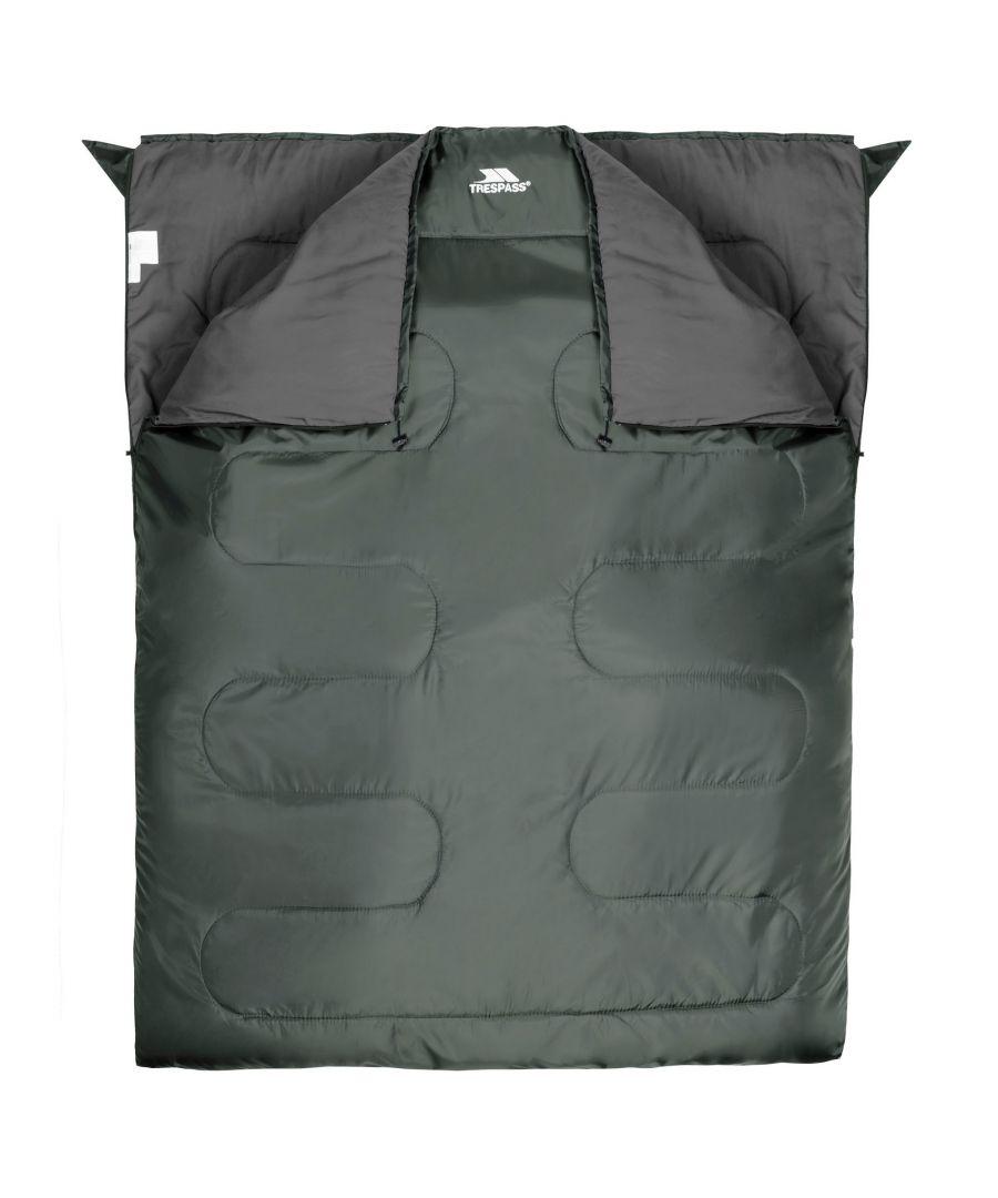 Image for Trespass Catnap 3 Season Double Sleeping Bag